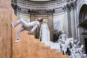 YOANN BOURGEOIS AU PATHEON